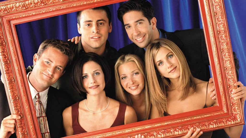 Friends se va de Netflix Latinoamérica