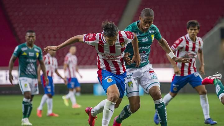 Chivas y León arrancan las semifinales este miércoles