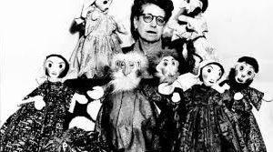 Lola Cueto, pasión por el teatro guiñol y el arte popular