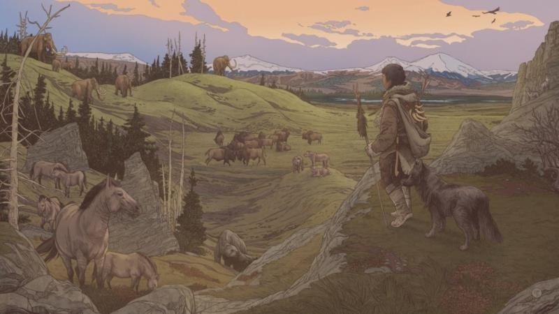 Los primeros pobladores de América llevaron desde Siberia sus propios perros