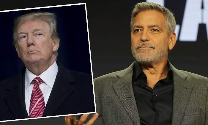 Los disturbios en el Capitolio han puesto a la familia Trump en el basurero de la historia: George Clooney