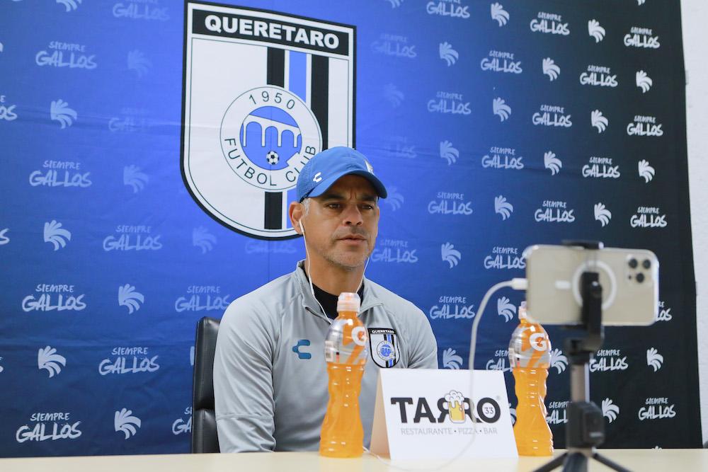 """""""Debemos refrendar lo que trabajamos"""": Héctor Altamirano"""