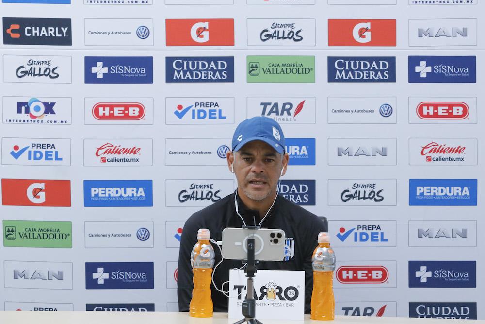 """""""Seremos un equipo competitivo"""": Héctor Altamirano"""