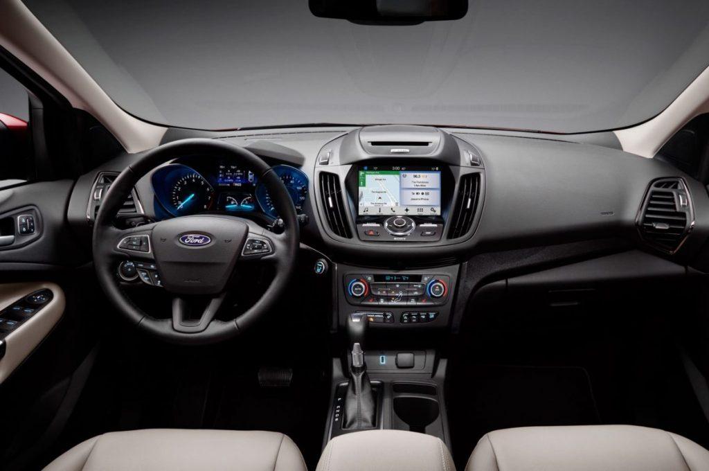 Android llega a los vehículos Ford