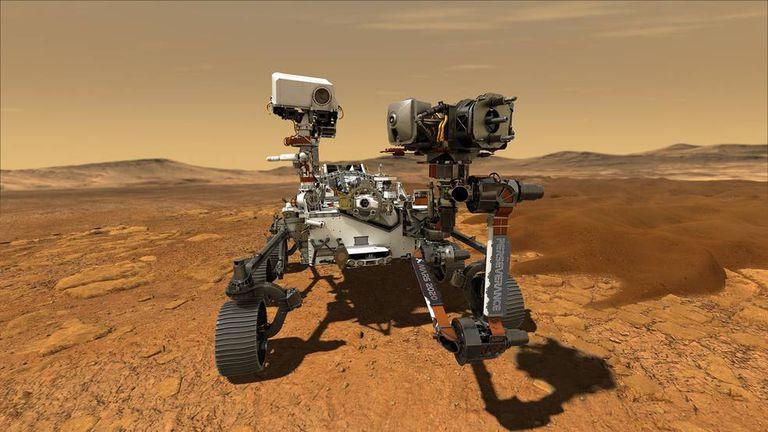 Con Perseverance serán cinco los vehículos de la NASA que han recorrido Marte