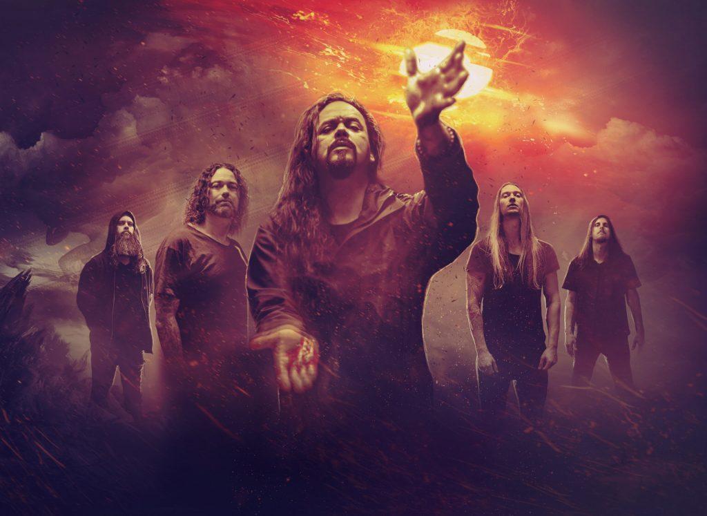 James LaBrie colabora en el nuevo tema de Evergrey