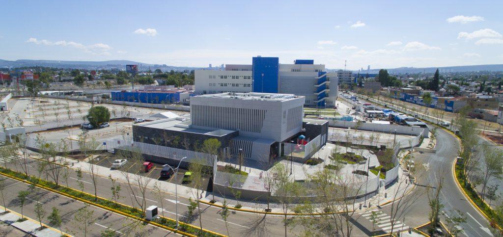 El nuevo Hospital General de Querétaro, una realidad en beneficio de muchas generaciones