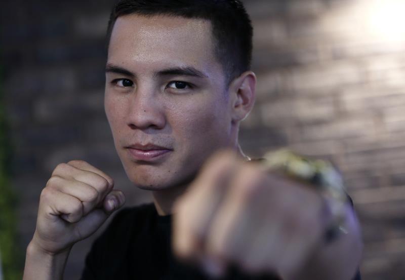 Valdez anuncia su deseo de pelear con Stevenson para «callarle la boca»