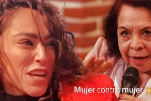 Mujer contra mujer