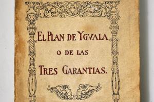 Inauguran ciclo de conferencias en el marco del bicentenario del Plan de Iguala