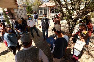Arrancó el programa de «Regularización del Patrimonio Familiar»