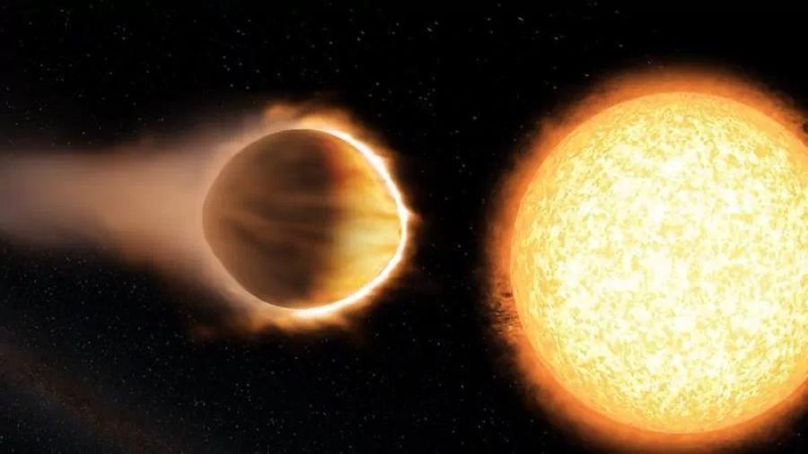Los exoplanetas rocosos con una atmósfera rica en agua podrían ser numerosos