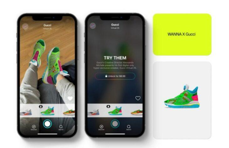 Gucci vende tenis virtuales que se pueden usar en Roblox y VRChat