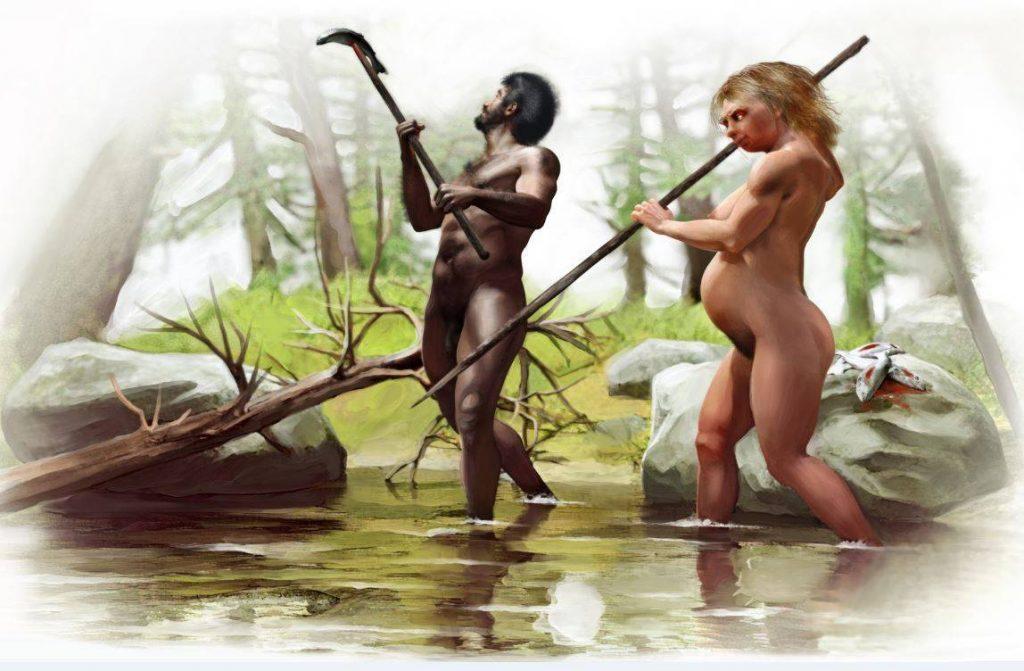 ¿Hablaban realmente los neandertales?