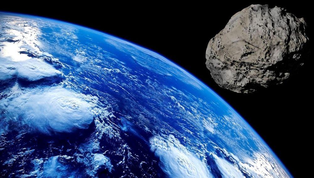 Un gran asteroide pasa a dos millones de kilómetros de la Tierra sin generar riesgo