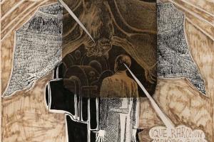 Se subasta por primera vez en México obra de Alejandro Jodorowsky