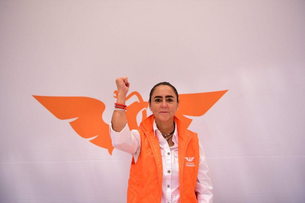 Tere Calzada buscará la presidencia municipal de Querétaro