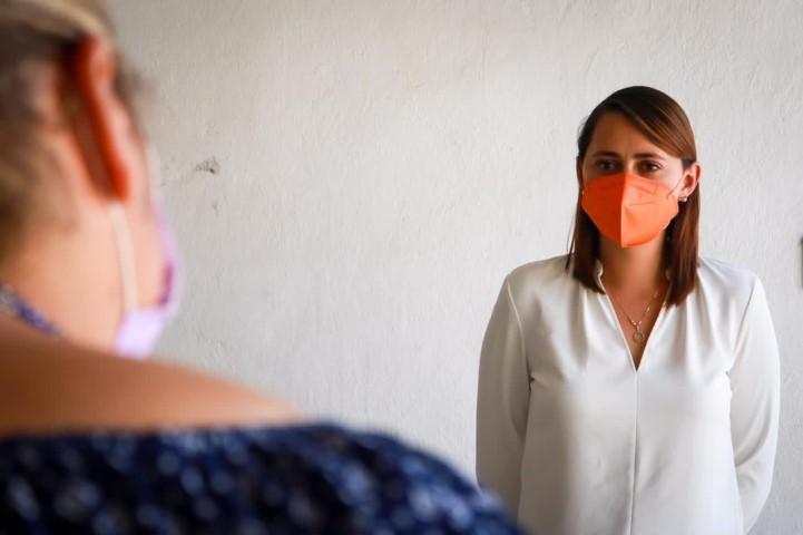 Bety León continúa con agenda ambientalista