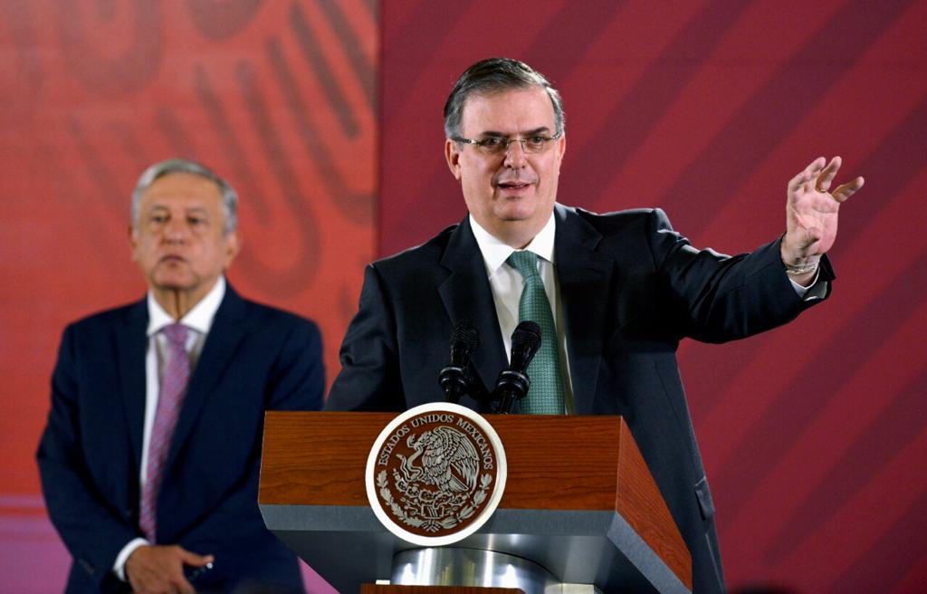 Propone México sistema regional para atender migración