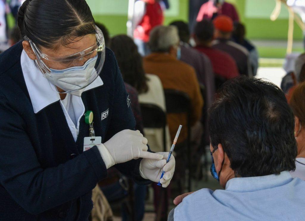Inicia Jornada Nacional de Vacunación en el municipio de SJR