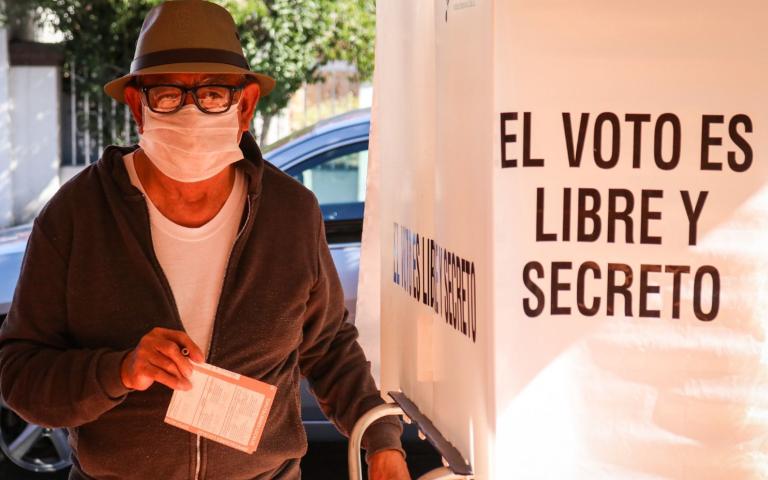 Buscan Secretaría de Salud y el IEEQ elecciones seguras