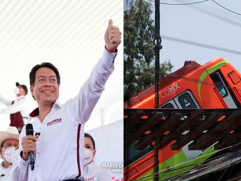 Descarta Mario Delgado que L12 afecte a Morena en elecciones