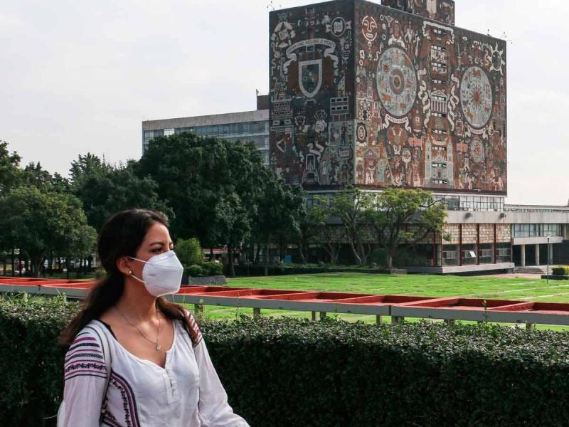 Inicia este fin de semana examen de ingreso a la UNAM