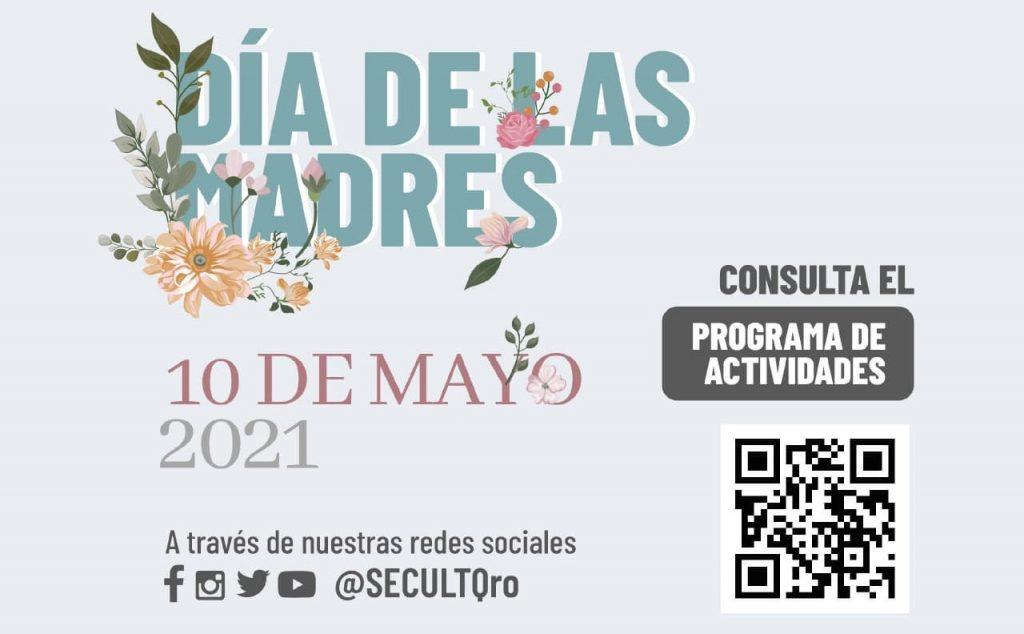 Programa especial de cultura para el Día de las Madres 2021