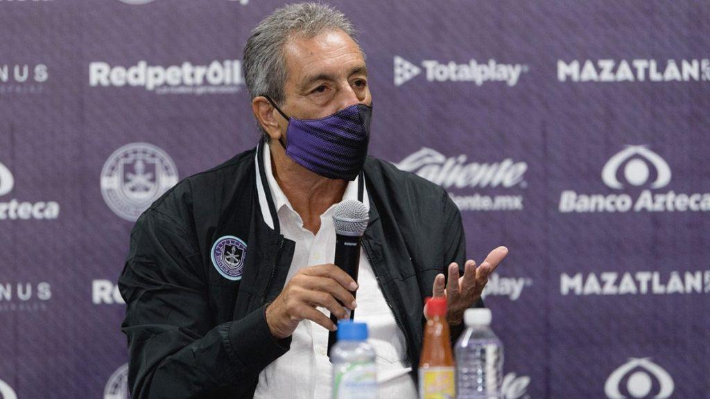Mazatlán anuncia que no renovará contrato con Tomás Boy