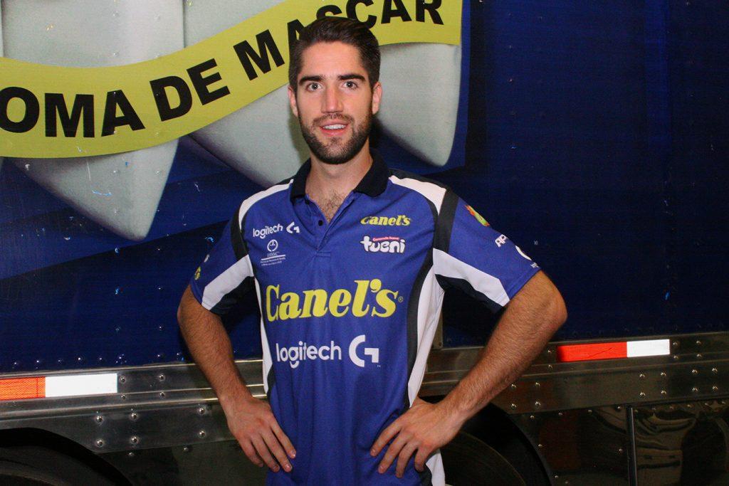 Rubén García Jr. por 4° Título Junto a Canel´s/LogitechG en NASCAR México 2021