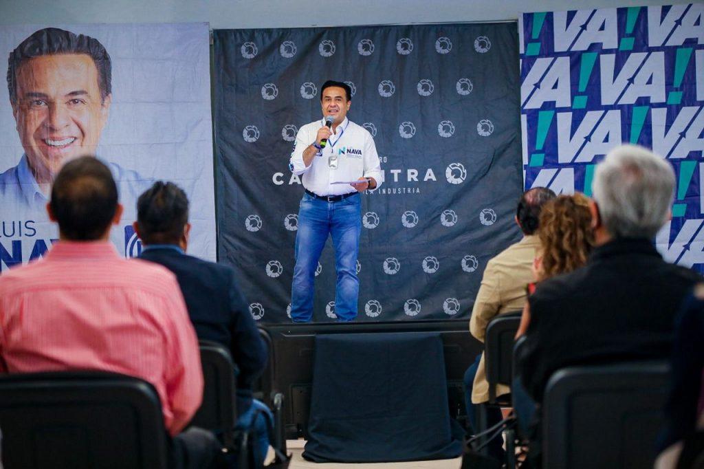 Sin problemas Luis Nava acudirá al encuentro con candidatos organizado por la Diócesis de Querétaro