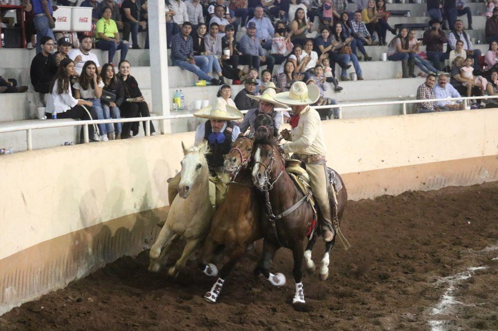 El Pitayo la Sorpresa Agradable del Nacional Charro El Dorado