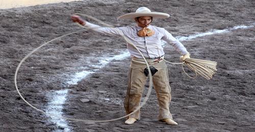 Se Coronó Valle de Matatipac en el Nacional Charro El Dorado