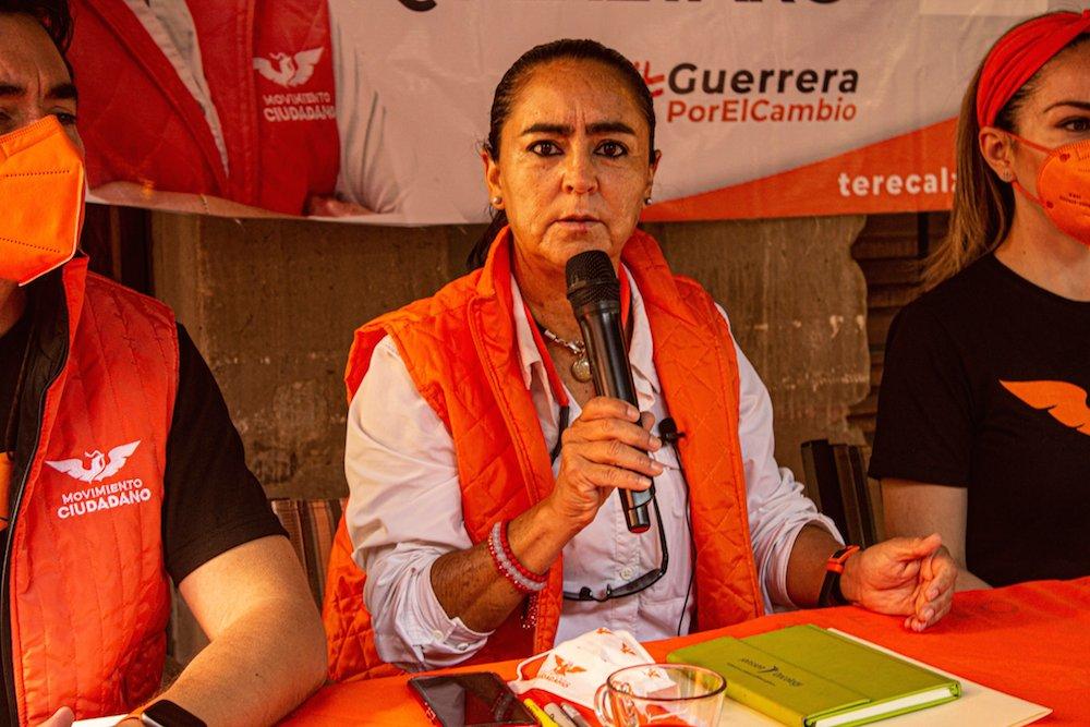 Teresa Calzada apuesta por la reubicación de comerciantes