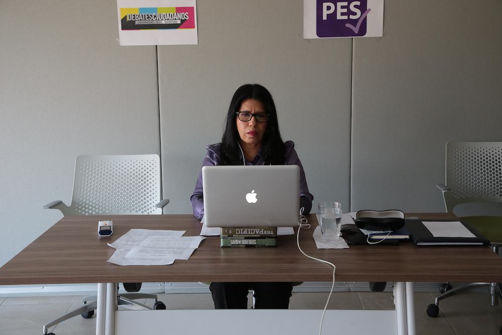'La propuesta para crear la Secretaría del Medio Ambiente la hice hace seis años': Mary Ibarra